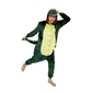 Dinozaur kigurumi onesie dres piżama kombinezon