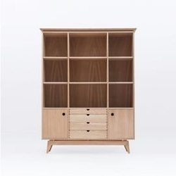 Swallows tail furniture :: witryna st cupboard dębowy