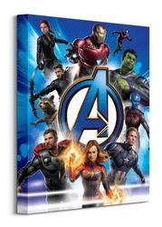 Avengers endgame unite - obraz na płótnie