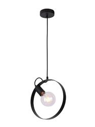Lampa wisząca nexo czarny - czarny