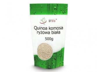 Quinoa komosa ryżowa biała 500g vivio