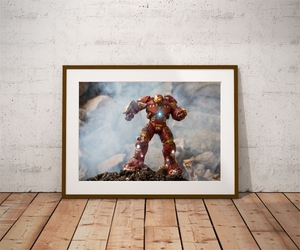 Hulkbuster - plakat wymiar do wyboru: 50x40 cm