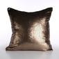 Poszewka na poduszkę dekoracyjna  podwójne cekiny altom design glamour 40 x 40 cm