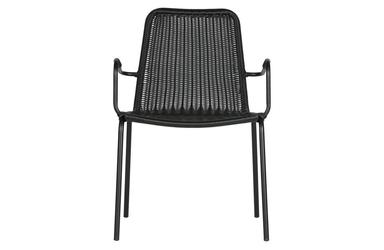 Woood krzesło wander czarne 373802-z