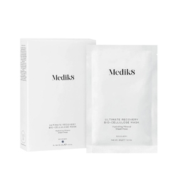 medik8 ultimate recovery bio cellulose mask regenerująca maska bio-celulozowa 6 szt