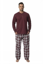 Rossli sam-py-123 ii piżama męska