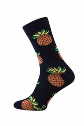 Sesto senso finest cotton ananas skarpety