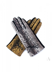 Art of polo 19556 snake ombre rękawiczki