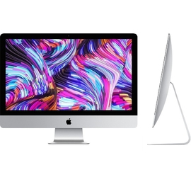 Apple imac 27 retina 5k, i5 3.0ghz 6-core 8th8gb256gb ssdradeon pro 570x 4gb gddr5 mrqy2zead2