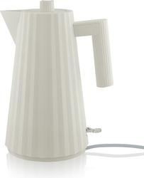 Czajnik elektryczny plissé biały