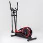 Orbitrek elektromagnetyczny hs-050c frost czerwony - hop sport - czarno-czerwony