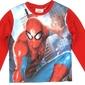 Bluzka spiderman spider  czerwona 8 lat