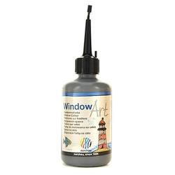 Window art 80 ml - konturówka antracytowa - konatra
