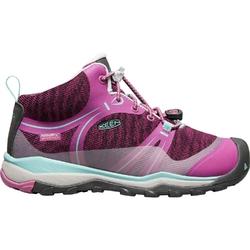 Buty trekkingowe dziecięce keen terradora mid wp - różowy