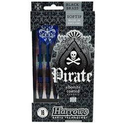 Rzutki harrows pirate - softip 16 gram