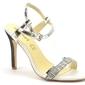 Sandały monnari but0300-m22 srebrny