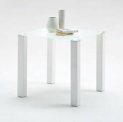 Tebur stół szklany blat 80x80