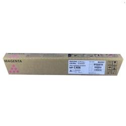 Toner oryginalny ricoh c406 842097 purpurowy - darmowa dostawa w 24h