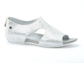 Sandały lemar 40040 tagliat srebro