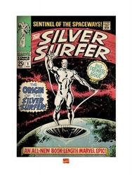 Silver surfer the origin - reprodukcja