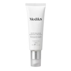 medik8 white balance everyday protect spf 50 rozjaśniający krem z oxy-r szerokim spektrum spf 50 50 ml