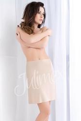 Julimex lingerie półhalka soft  smooth
