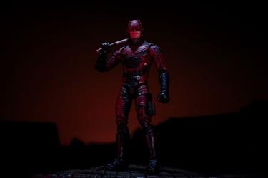 Marvel daredevil - plakat wymiar do wyboru: 42x29,7 cm