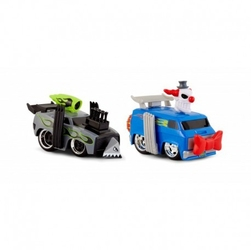 Wreck royale 2-pack eksplodujące autka double trouble vs. king crash