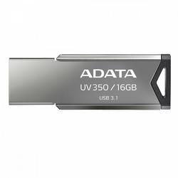 Adata Pendrive UV350 16GB USB3.1 Metallic