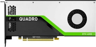 HP Inc. Karta graficzna NVIDIA Quadro RTX 4000 8GB +USBc   5JV89AA