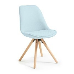 Krzesło lars jasnoniebieskie
