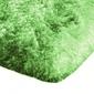 Mięciutki wysoki dywan pluszowy 140x200 plusz zielony