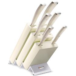 Blok z nożami kremowy Wusthof Classic Ikon W-9877
