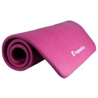 Mata do ćwiczeń fity fioletowa - insportline