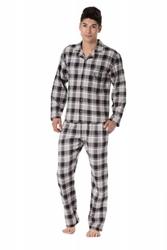 Rossli sam-py-092 piżama męska