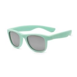 Okulary przeciwsłoneczne koolsun wave bleached aqua 1-5 lat