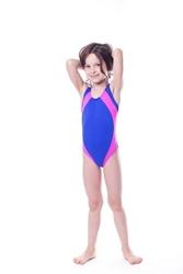 Shepa 009 kostium kąpielowy dziewczęcy b5d9