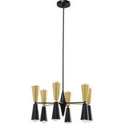 Kare design :: lampa sufitowa torch 12 lights
