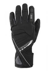 Ixs  rękawice skórzano-tekstylne timor gore-tex black