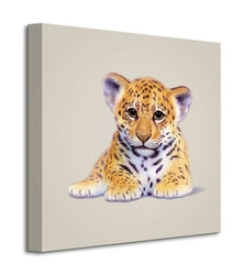 Jaguar  - obraz na płótnie