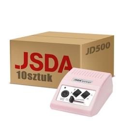 Jsda frezarka jd500 pink 10 szt.