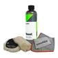 Zestaw do pielęgnacji powłok carpro - wool wash mitt + reset 500ml + dhydrate 560gsm 70x100cm