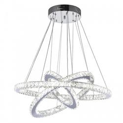 Żyrandol ringi lampa pierścienie 60w 60cm