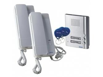 Domofon orno or-dom-qh-912 2-rodzinny.  - szybka dostawa lub możliwość odbioru w 39 miastach