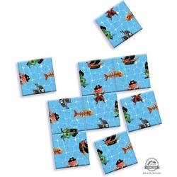 Piraci mini puzzle