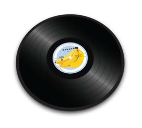 Deska lub podkładka banana vinyl record joseph joseph