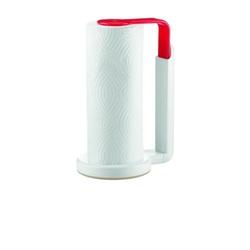 Guzzini - tidy  store - stojak na ręczniki kitchen active, czerwony - czerwony