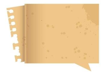 Tablica suchościeralna 144 papierowy dymek