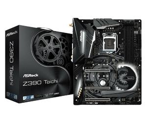 ASRock Płyta główna Z390 Taichi  s1151 4DDR 4 HDMIDPUSB3.1M.2 ATX