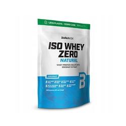 Biotech usa iso whey zero natural 500 g